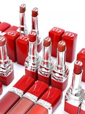 Son Kem Dior Rouge Dior Ultra Care Liquid- 808 Caress