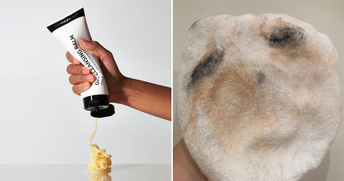 The Inkey List Oat Cleansing Balm Review   POPSUGAR Beauty