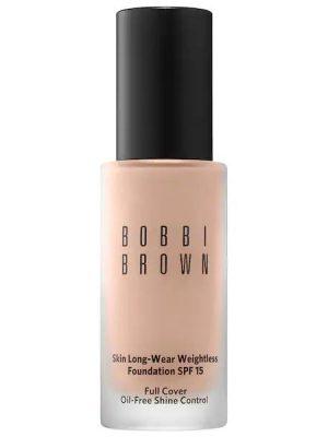 Bobbi brown Kem nền mỏng nhẹ lâu trôi trên da SPF 15