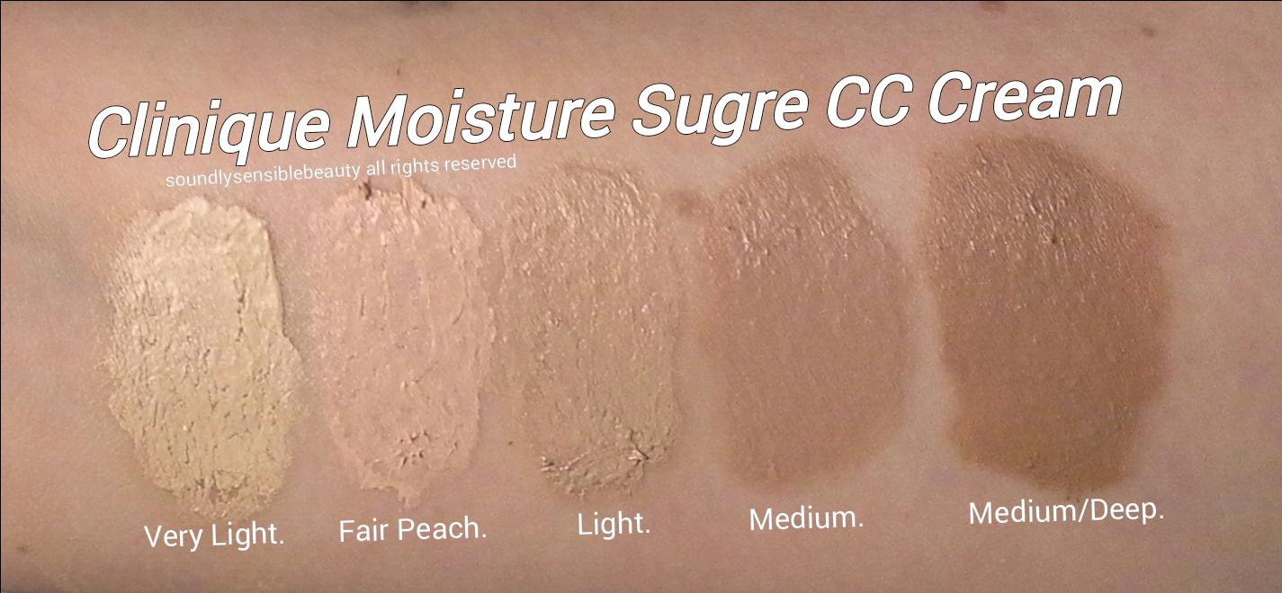 Moisture Surge CC Cream Hydrating Color Corrector Broad