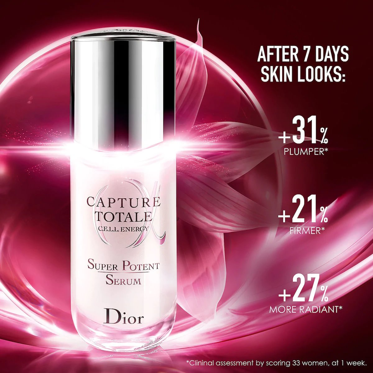 Dior Capture Totale Super Potent Age-Defying Intense Serum