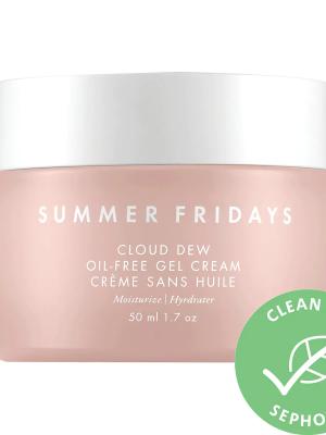 Kem dưỡng ẩm Cloud Dew Oil-Free Gel Cream hãng Summer Fridays