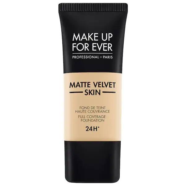 Kem nền MAKE UP FOR EVER Matte Velvet Skin Full Coverage Foundation