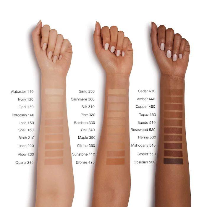 Kem nen Shiseido Synchro Skin Self Refreshing Foundation SPF 30 1 1 SIRO Cosmetic
