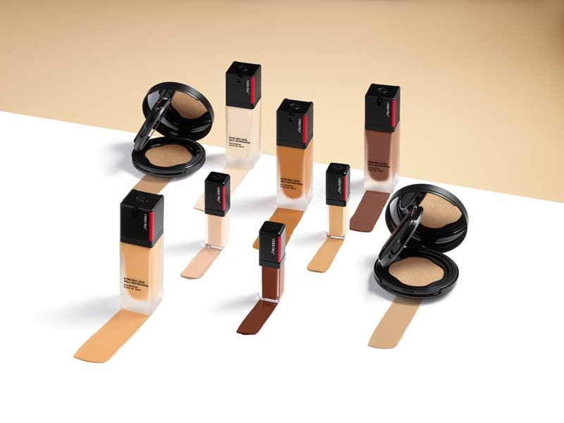Kem nen Shiseido Synchro Skin Self Refreshing Foundation SPF 30 4 SIRO Cosmetic