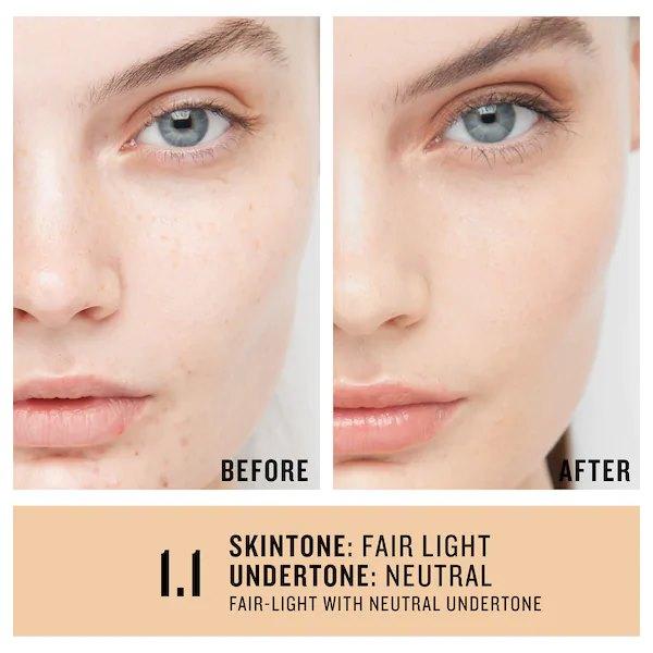 Kem nen Smashbox Studio Skin 24 Hour Oil Free Hydra Foundation2 SIRO Cosmetic