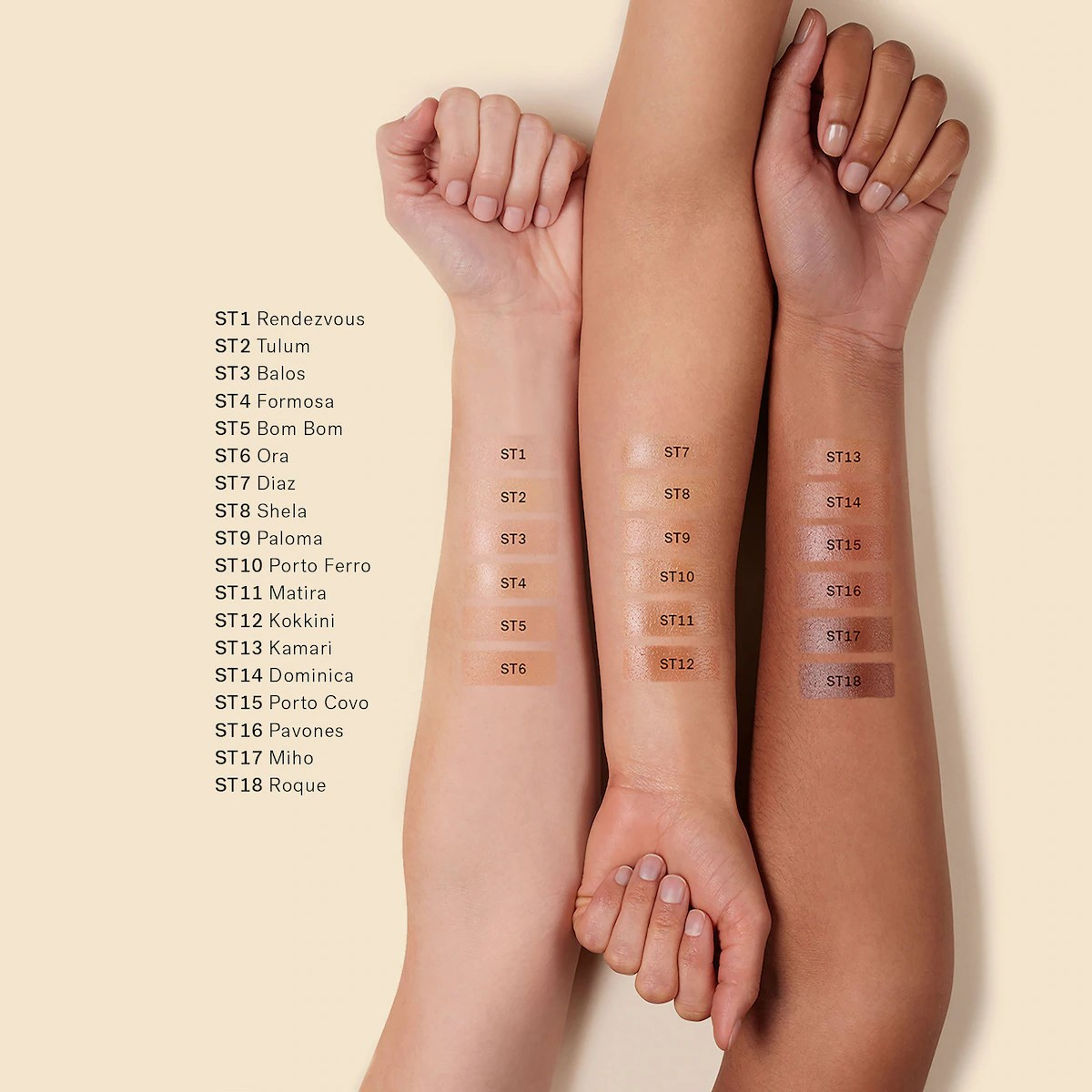 Kem nền Super Serum Skin Tint SPF 40
