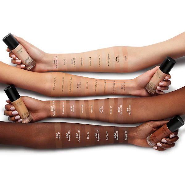 Kem nen bareMinerals BarePRO™ 24 hour Longwear Liquid Foundation with Mineral SPF 201 SIRO Cosmetic