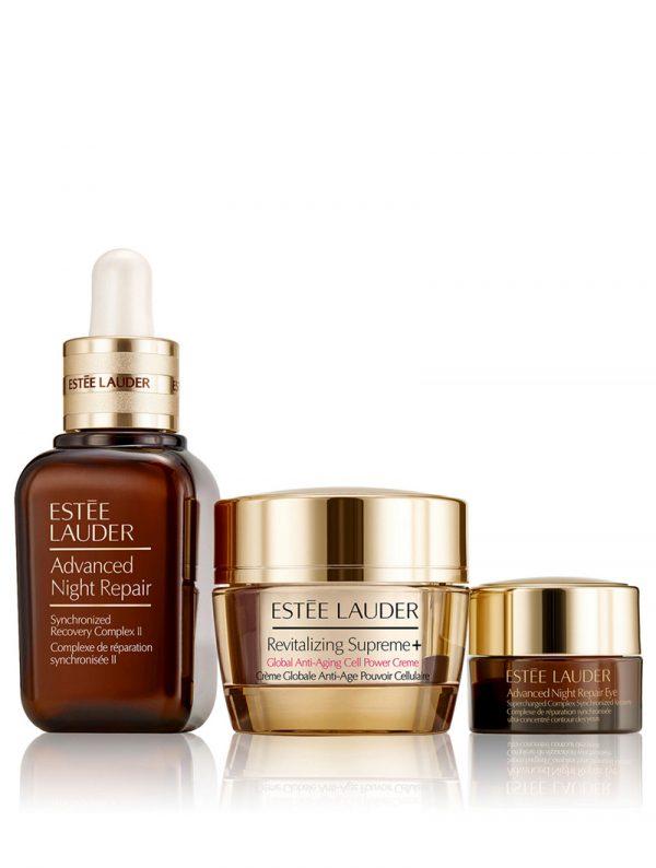 Set duong da Estee Lauder Repair Renew For Radiant Looking Skin2 SIRO Cosmetic