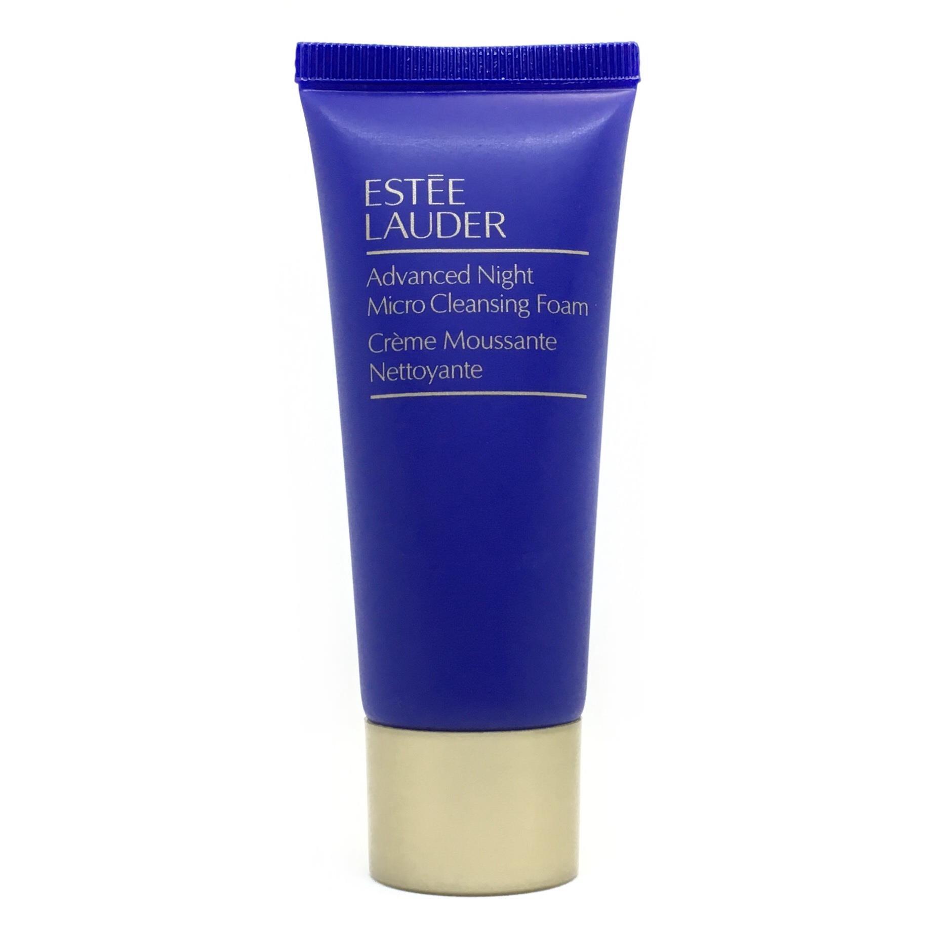 Sua rua mat Estee Lauder Advanced Night Micro Cleansing Foam 30ml SIRO Cosmetic
