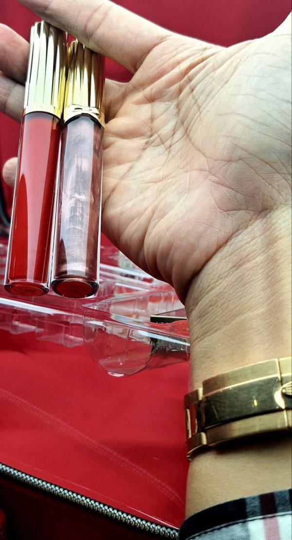 son dưỡng môi có màu Estée Lauder 2 màu