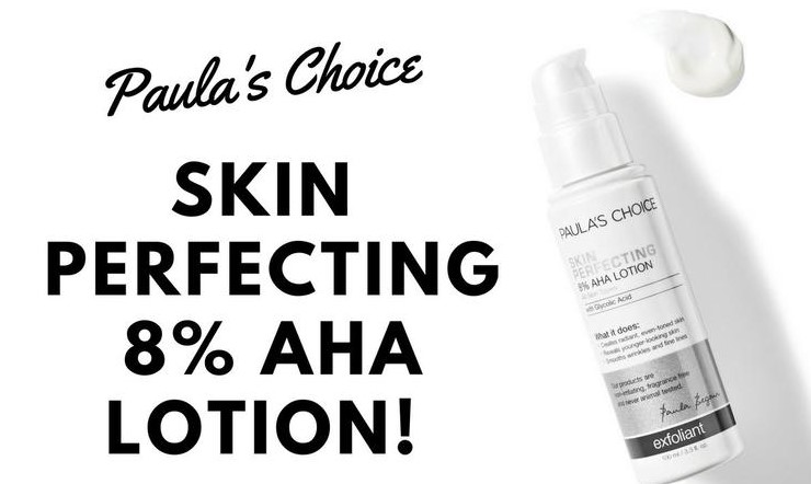 skin perficting aha lotion